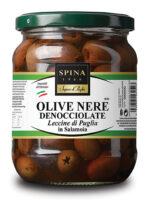 10.olive nere leccine di puglia in salamoia denocciolate rgb