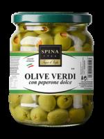 10.olive verdi con peperone dolce copia