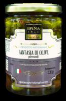 Fantasia di olive piccanti